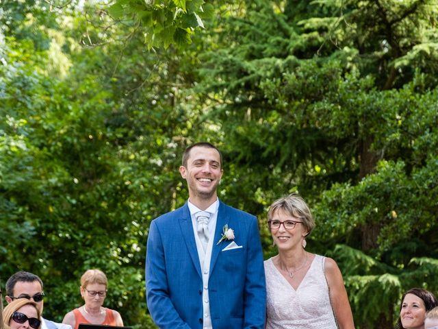 Le mariage de Cécile et Teddy à Sainte-Gemme-Moronval, Eure-et-Loir 8