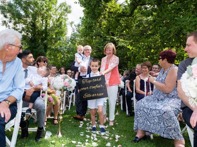 Le mariage de Cécile et Teddy à Sainte-Gemme-Moronval, Eure-et-Loir 9