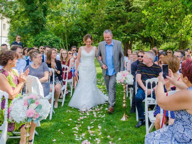 Le mariage de Cécile et Teddy à Sainte-Gemme-Moronval, Eure-et-Loir 11