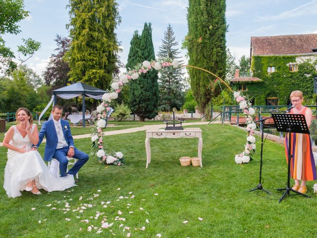 Le mariage de Cécile et Teddy à Sainte-Gemme-Moronval, Eure-et-Loir 12