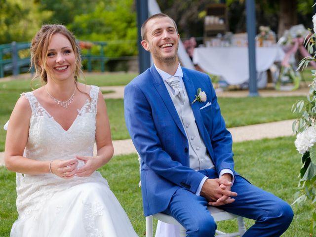 Le mariage de Cécile et Teddy à Sainte-Gemme-Moronval, Eure-et-Loir 13