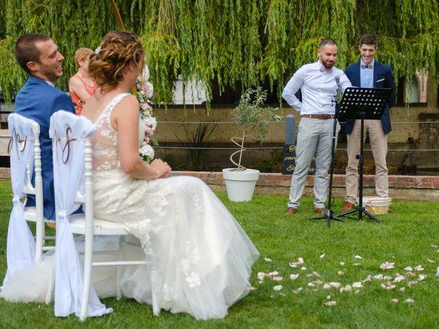 Le mariage de Cécile et Teddy à Sainte-Gemme-Moronval, Eure-et-Loir 15