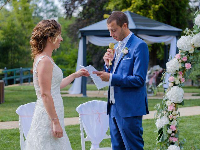 Le mariage de Cécile et Teddy à Sainte-Gemme-Moronval, Eure-et-Loir 23