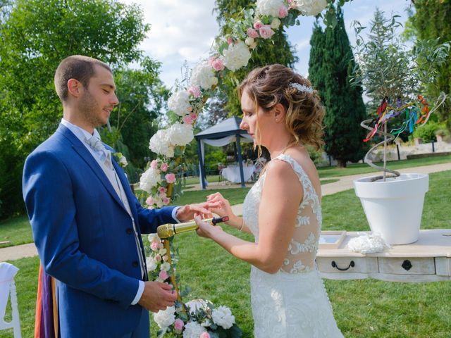 Le mariage de Cécile et Teddy à Sainte-Gemme-Moronval, Eure-et-Loir 30