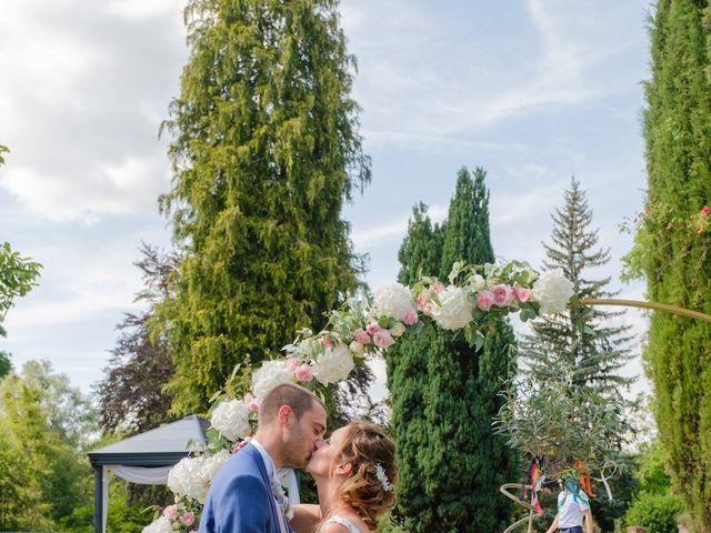 Le mariage de Cécile et Teddy à Sainte-Gemme-Moronval, Eure-et-Loir 31