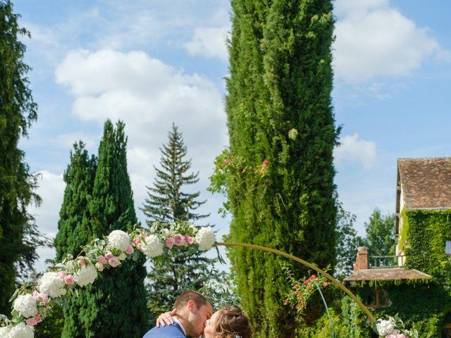 Le mariage de Cécile et Teddy à Sainte-Gemme-Moronval, Eure-et-Loir 37