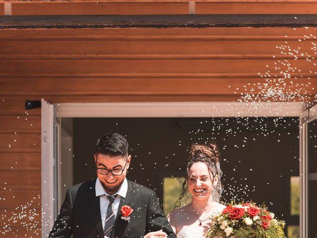 Le mariage de Thomas et Lola  à Saint-Donat-sur-l'Herbasse, Drôme 8