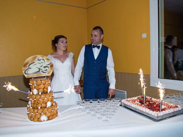 Le mariage de Fabien et Aurélie à Lussac-les-Châteaux, Vienne 39