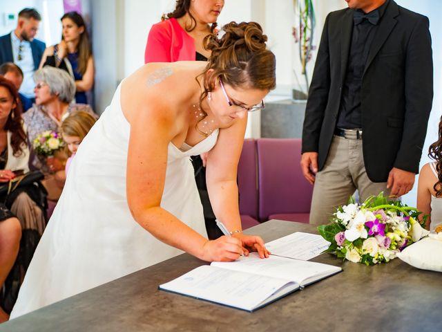 Le mariage de Sébastien et Christelle à Pontault-Combault, Seine-et-Marne 21