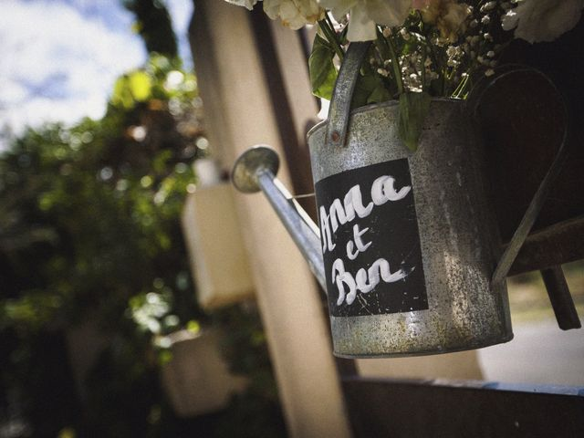 Le mariage de Ben et Anna à Gignac-la-Nerthe, Bouches-du-Rhône 1