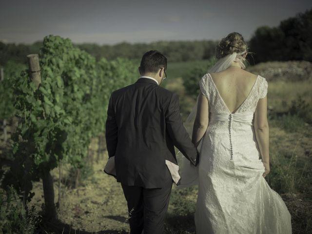 Le mariage de Ben et Anna à Gignac-la-Nerthe, Bouches-du-Rhône 19