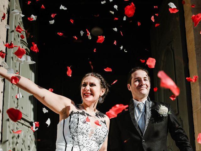 Le mariage de Steeve et Aurelie à Belleville, Rhône 1