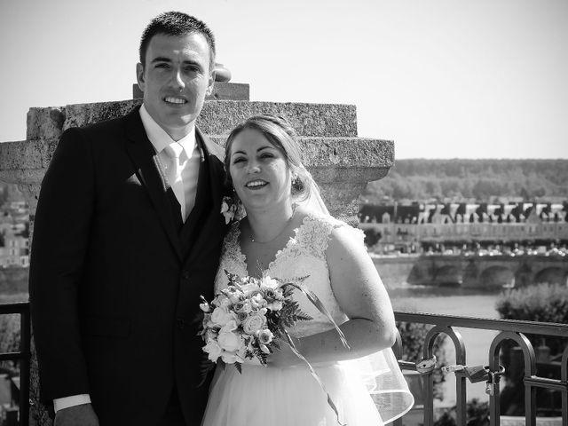 Le mariage de Benoist et Amélie à Blois, Loir-et-Cher 1