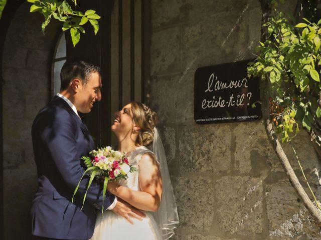 Le mariage de Benoist et Amélie à Blois, Loir-et-Cher 2