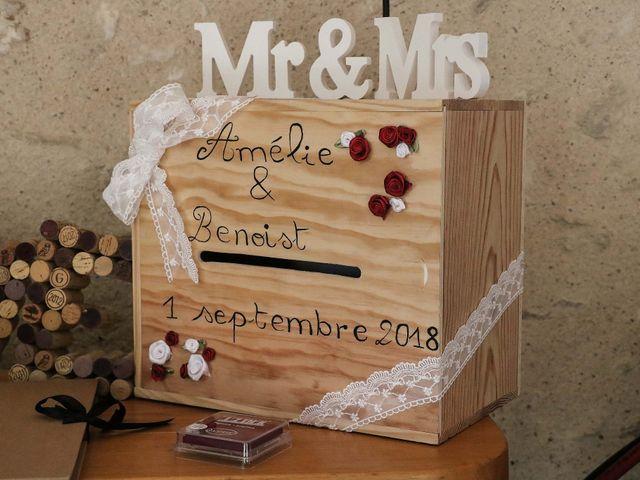 Le mariage de Benoist et Amélie à Blois, Loir-et-Cher 13