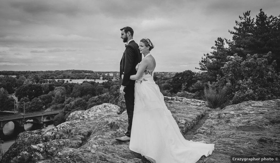 Le mariage de Antoine et Delphine à Chantepie, Ille et Vilaine