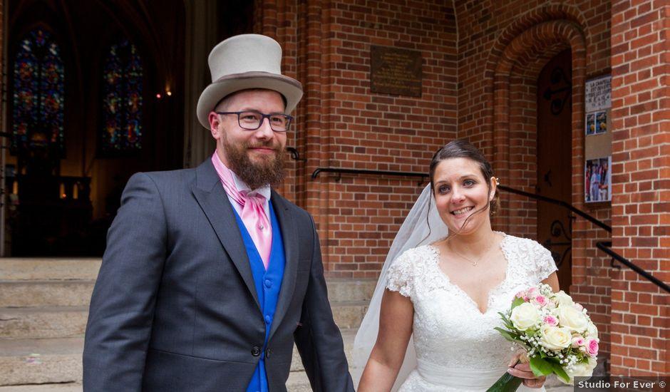 Le mariage de Romain et Virginie à Aixe-sur-Vienne, Haute-Vienne