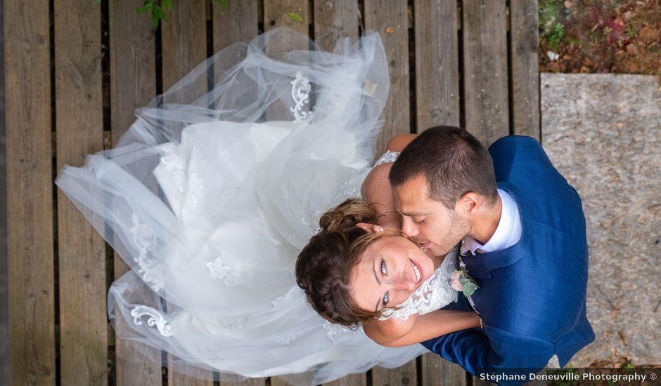 Le mariage de Cécile et Teddy à Sainte-Gemme-Moronval, Eure-et-Loir