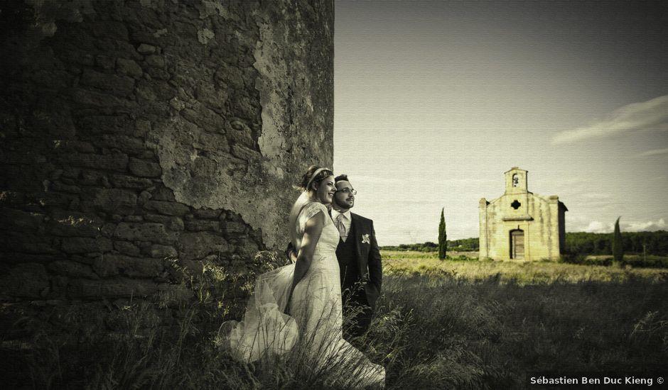 Le mariage de Ben et Anna à Gignac-la-Nerthe, Bouches-du-Rhône