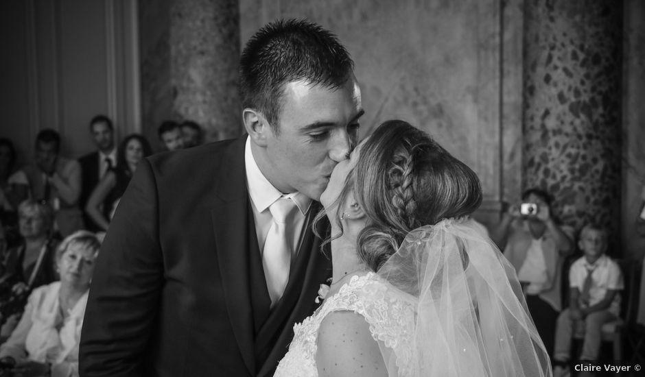 Le mariage de Benoist et Amélie à Blois, Loir-et-Cher