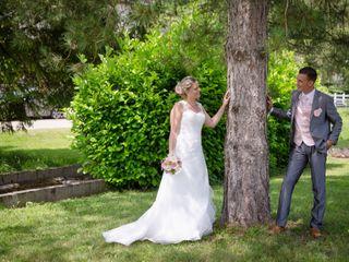 Le mariage de Caroline et Thomas