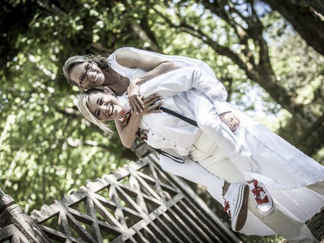 Le mariage de Sandrine et Sarah à Saxon-Sion, Meurthe-et-Moselle 6