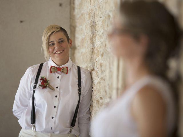 Le mariage de Sandrine et Sarah à Saxon-Sion, Meurthe-et-Moselle 19