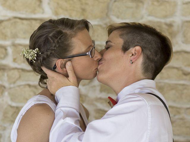 Le mariage de Sandrine et Sarah à Saxon-Sion, Meurthe-et-Moselle 20
