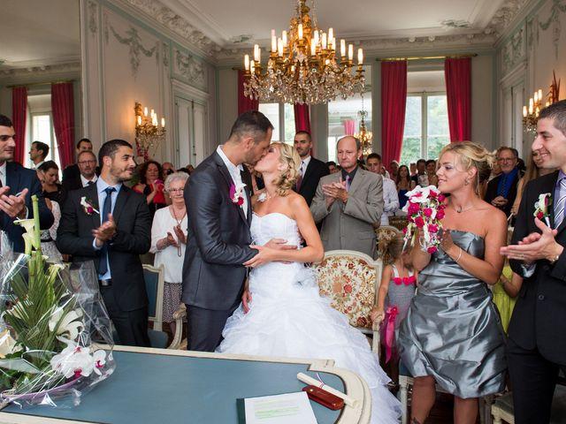 Le mariage de Arnaud et Charlène à Gradignan, Gironde 4