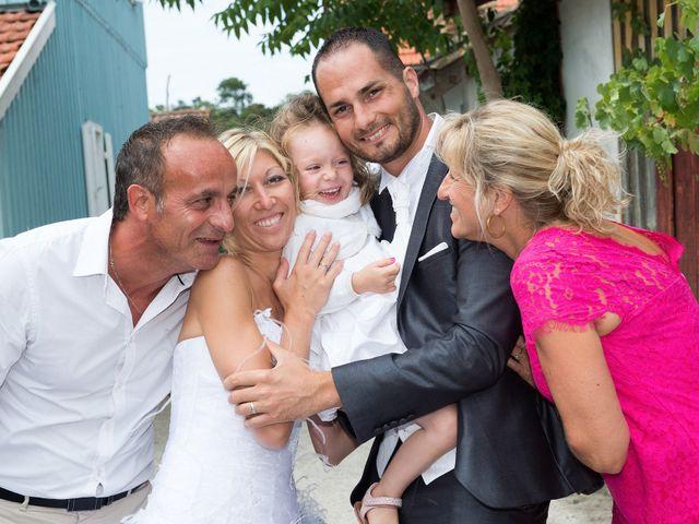 Le mariage de Arnaud et Charlène à Gradignan, Gironde 24