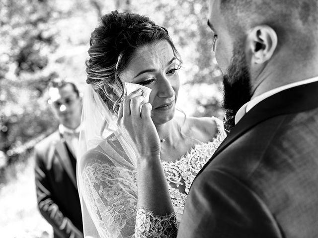 Le mariage de Julien et Sandra à Sainte-Florine, Haute-Loire 19