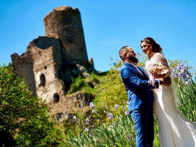 Le mariage de Julien et Sandra à Sainte-Florine, Haute-Loire 20