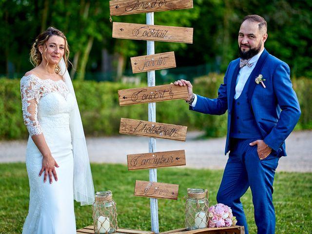 Le mariage de Julien et Sandra à Sainte-Florine, Haute-Loire 1