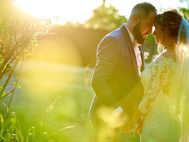 Le mariage de Julien et Sandra à Sainte-Florine, Haute-Loire 30