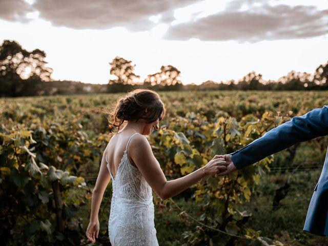 Le mariage de David et Laura à Le Pallet, Loire Atlantique 7