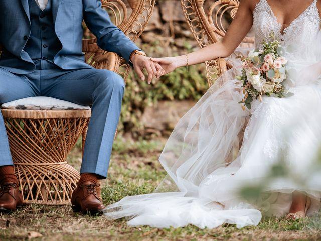 Le mariage de David et Laura à Le Pallet, Loire Atlantique 9