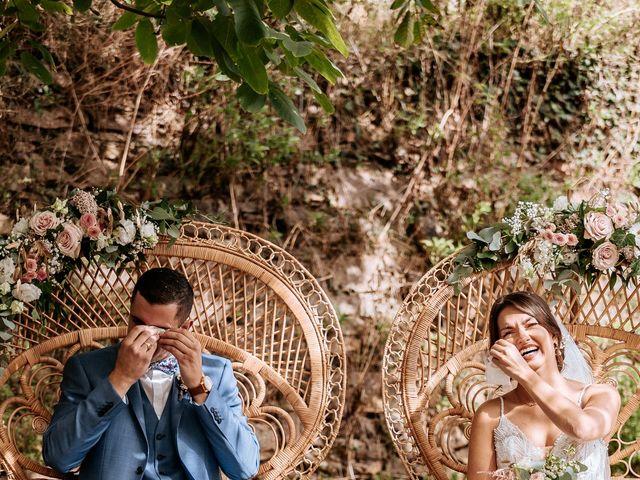 Le mariage de David et Laura à Le Pallet, Loire Atlantique 15