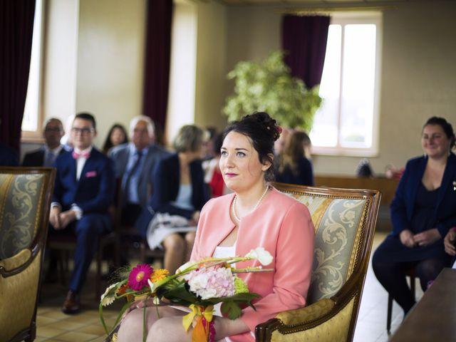 Le mariage de Stanislas et Violaine à Pontivy, Morbihan 11