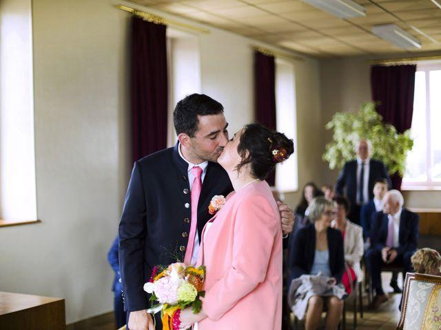 Le mariage de Stanislas et Violaine à Pontivy, Morbihan 14