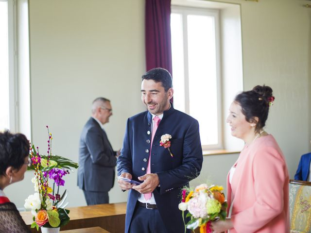 Le mariage de Stanislas et Violaine à Pontivy, Morbihan 15