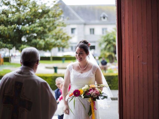 Le mariage de Stanislas et Violaine à Pontivy, Morbihan 24