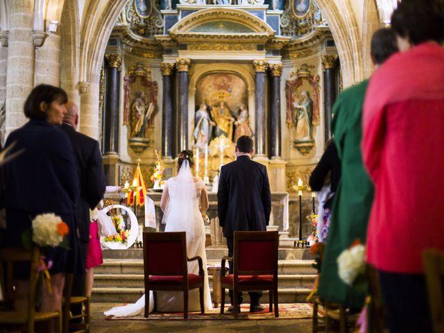 Le mariage de Stanislas et Violaine à Pontivy, Morbihan 25