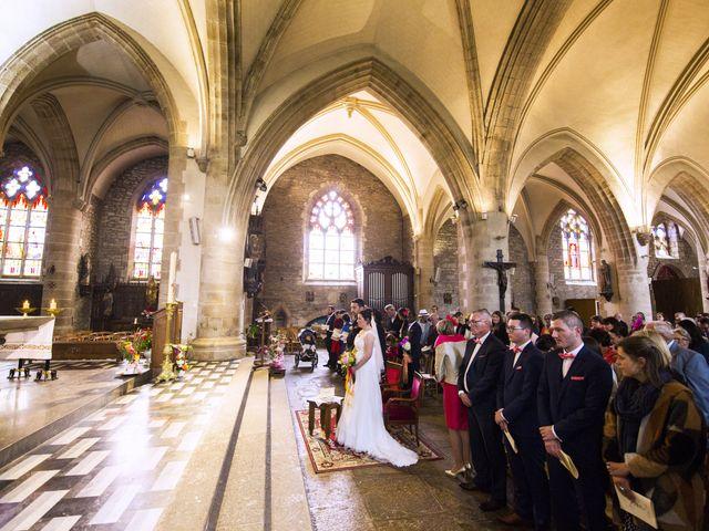 Le mariage de Stanislas et Violaine à Pontivy, Morbihan 27