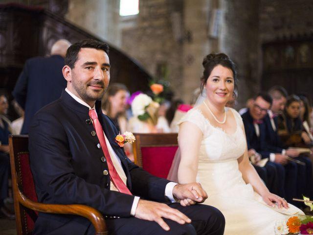 Le mariage de Stanislas et Violaine à Pontivy, Morbihan 30