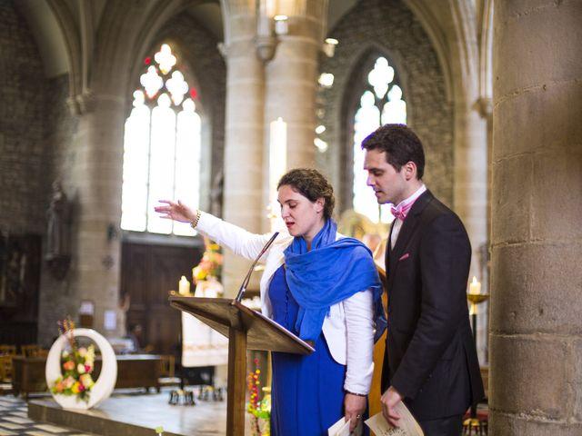 Le mariage de Stanislas et Violaine à Pontivy, Morbihan 31