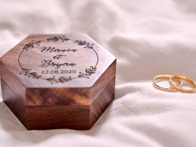 Le mariage de Bryan et Manon à Orléans, Loiret 4