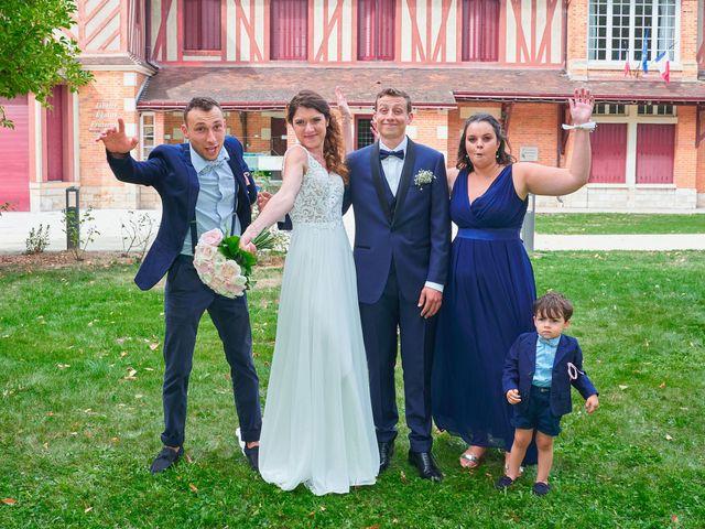 Le mariage de Bryan et Manon à Orléans, Loiret 110