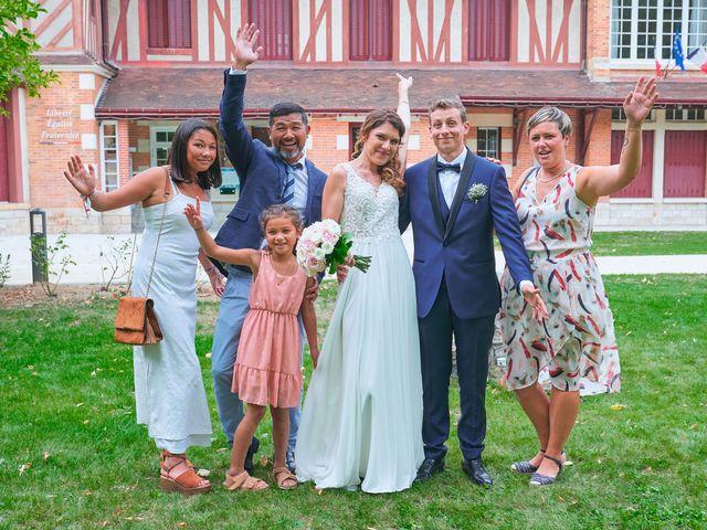 Le mariage de Bryan et Manon à Orléans, Loiret 112
