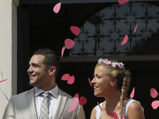 Le mariage de Jordane et Amélie à Roquebrune-Cap-Martin, Alpes-Maritimes 8