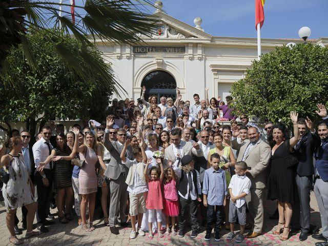 Le mariage de Jordane et Amélie à Roquebrune-Cap-Martin, Alpes-Maritimes 10